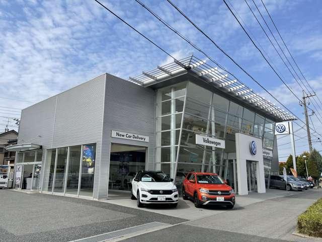 KWS株式会社 Volkswagen越谷 認定中古車センターの店舗画像
