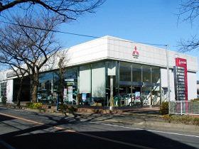 千葉三菱コルト自動車販売 松戸店の店舗画像