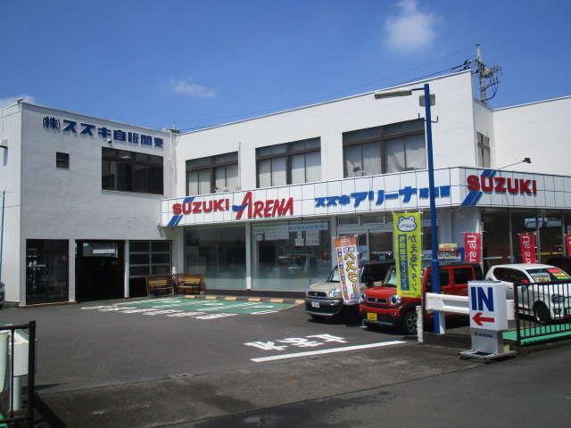 スズキ自販関東 本社営業所の店舗画像