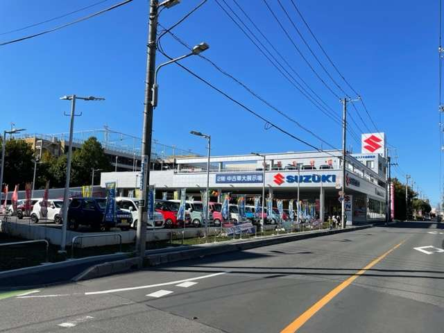 スズキ自販関東 スズキアリーナ上尾の店舗画像