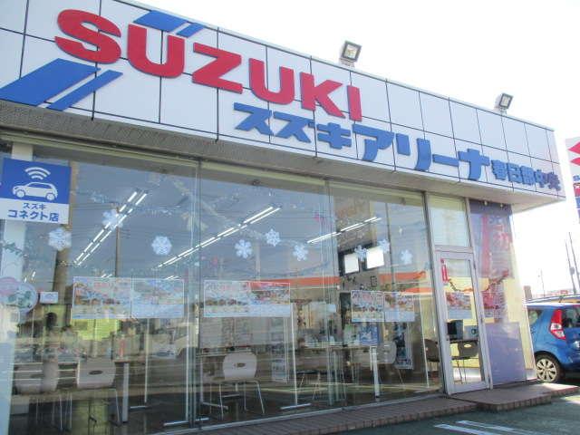 スズキ自販関東 スズキアリーナ春日部中央の店舗画像