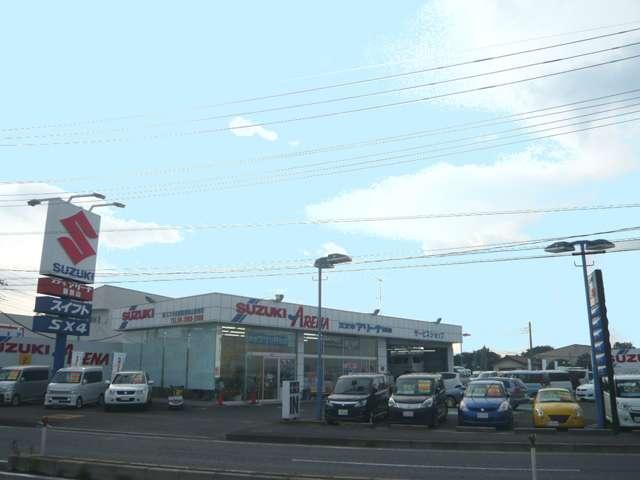 スズキ自販関東 スズキアリーナ新狭山の店舗画像