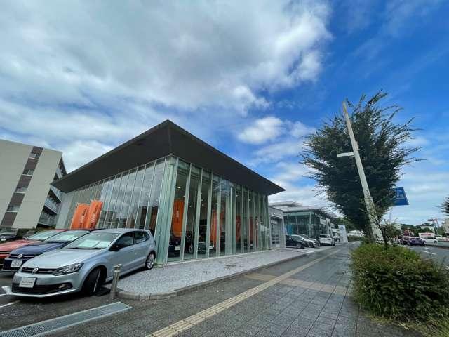 [埼玉県]埼玉トヨペット Volkswagenさいたま新都心