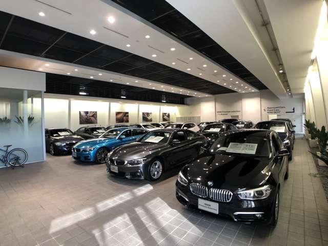 BMW Tokyo BMW Premium Selection 勝どき写真