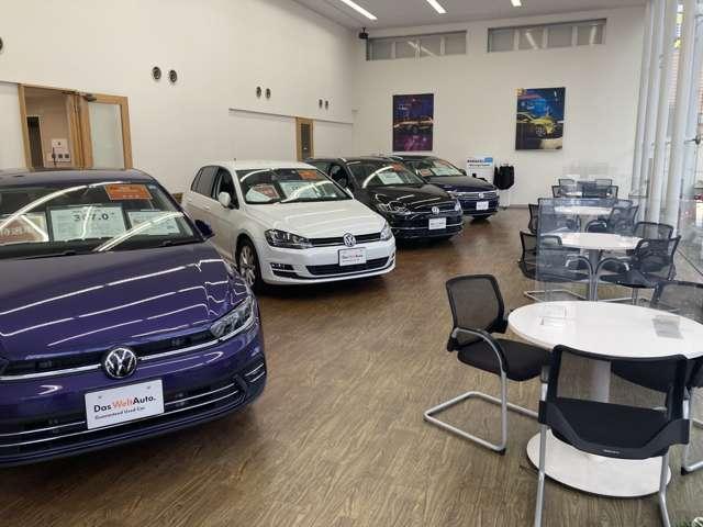 [神奈川県]フォルクスワーゲンジャパン販売(株) Volkswagen港北 認定中古車センター