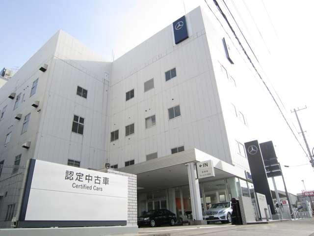 [東京都]メルセデス・ベンツ豊洲 有明サーティファイドセンター