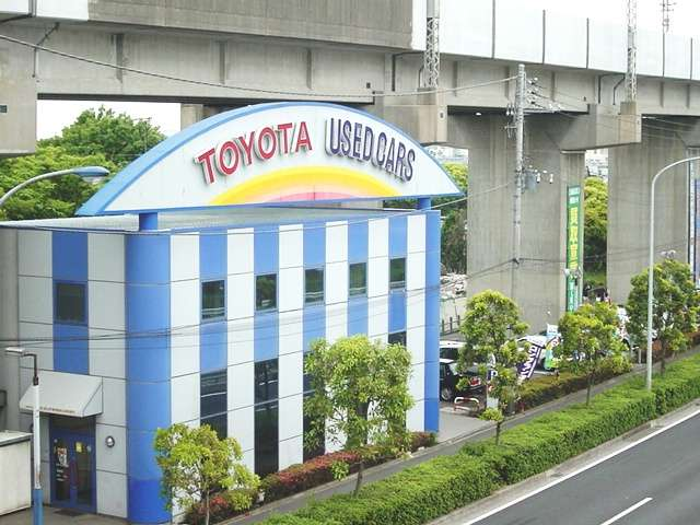 [東京都]トヨタユーゼック 葛西臨海店