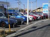 外環自動車道草加ICをおりて2分!最寄り駅は東武スカイツリーライン新田駅です!