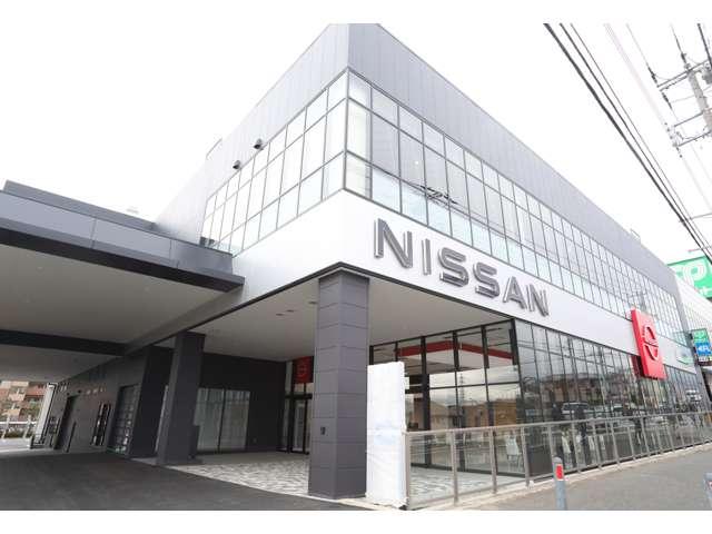 [神奈川県]日産プリンス神奈川販売 U−Cars戸塚店