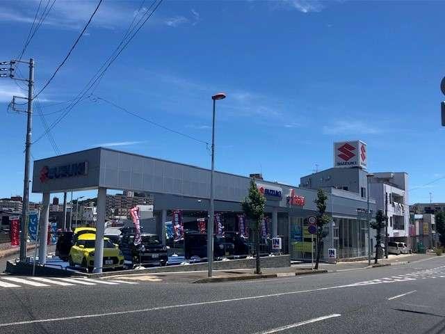 [神奈川県]スズキ自販神奈川 U's STATION横須賀