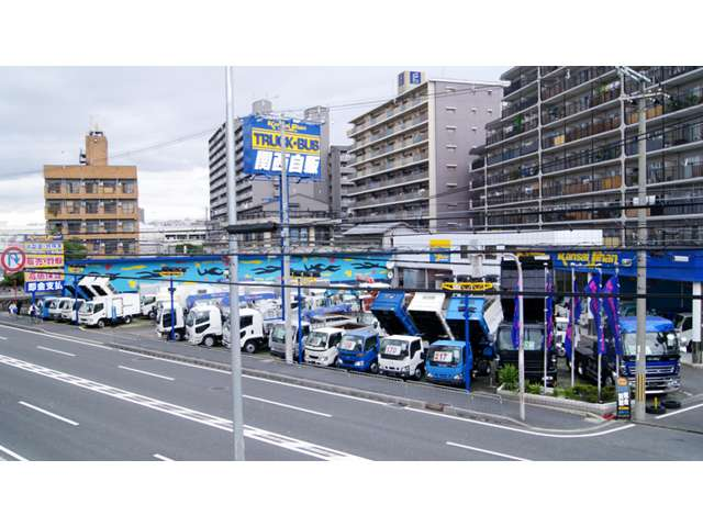 関西自販(株) 本社の店舗画像