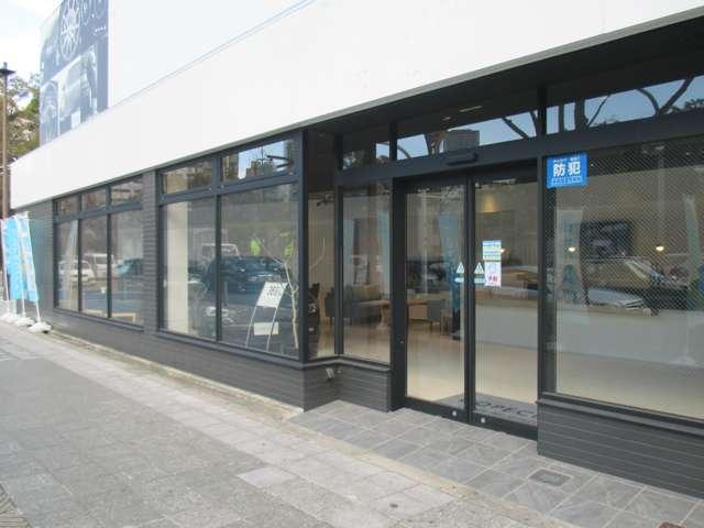 ユーロモータース株式会社 の店舗画像
