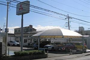 京都三菱自動車販売(株) 北山店の店舗画像