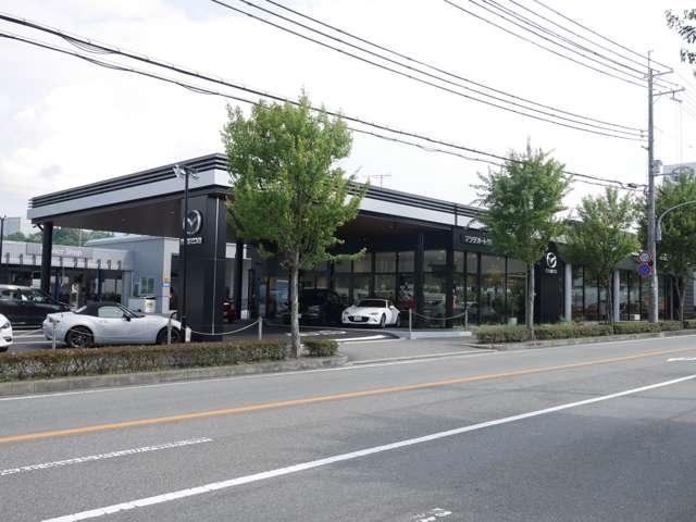 株式会社マツダオートザム北神 の店舗画像