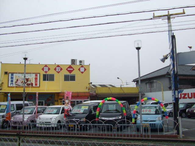 (株)関西カーショップ の店舗画像