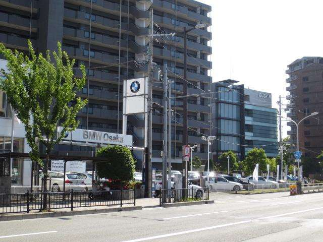 Osaka BMW BMW Premium Selection 吹田の店舗画像