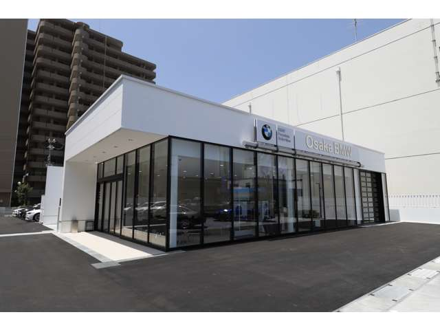 Osaka BMW BMW Premium Selection 新梅田の店舗画像