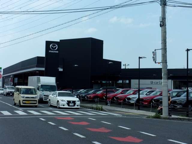 (株)京滋マツダ 守山ユーカーランドの店舗画像