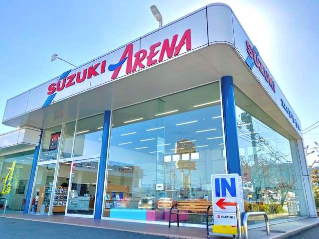 (株)スズキ自販京都 スズキアリーナ亀岡の店舗画像