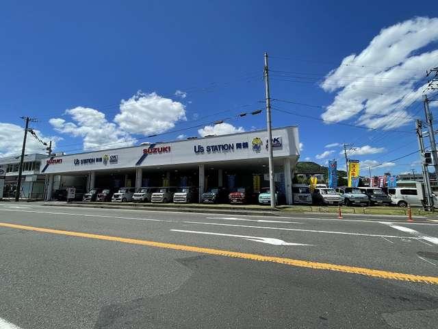 (株)スズキ自販京都 U's STATION舞鶴の店舗画像