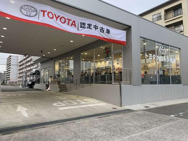 トヨタカローラ南海(株) 新喜連プラザの店舗画像
