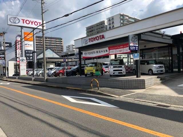 トヨタカローラ南海(株) 光明池プラザの店舗画像