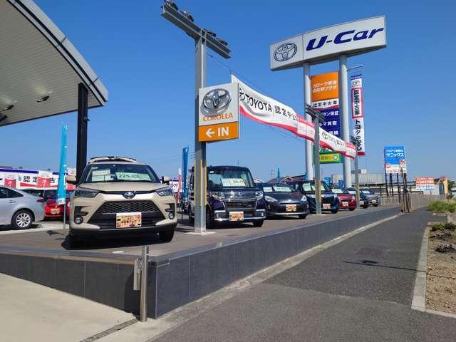 トヨタカローラ南海(株) 泉佐野プラザの店舗画像