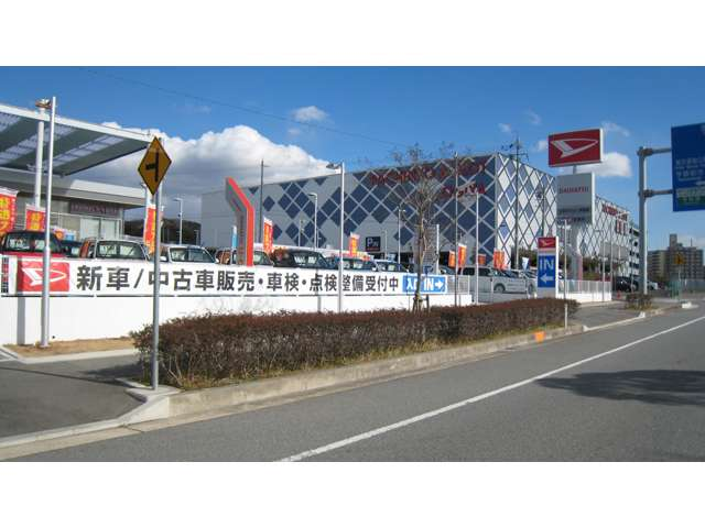 兵庫ダイハツ販売(株) U−CAR学園南の店舗画像