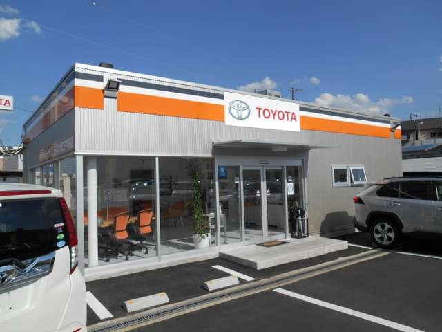 トヨタカローラ大阪(株) U−Car枚方中央店の店舗画像