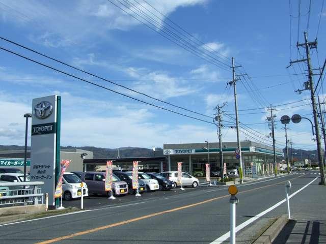 京都トヨペット(株) マイカーガーデンの店舗画像