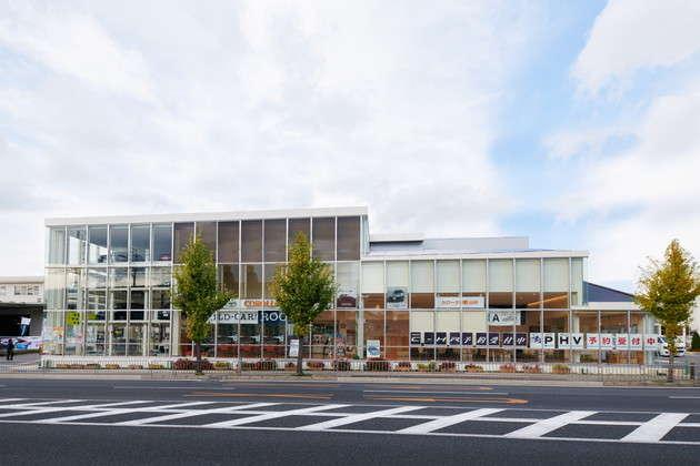 トヨタカローラ京都(株) 山科店の店舗画像