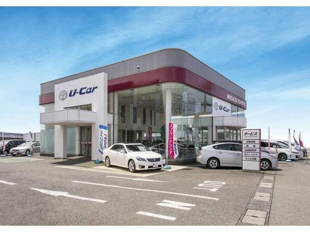 新潟トヨタ自動車 新潟マイカーセンターの店舗画像