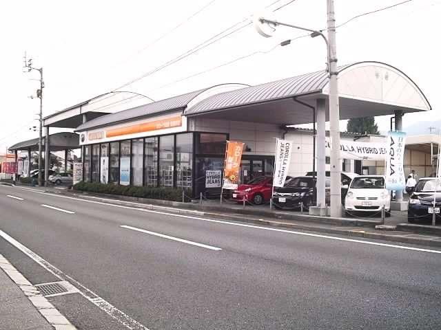 トヨタカローラ愛媛(株) 新居浜店の店舗画像