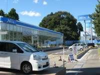 ようこそネッツトヨタ仙台マイカー泉バイパスセンターへ!