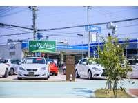 ネッツトヨタ静岡清水店に、80台規模の大型U-Car展示場を新設!