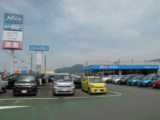 ネッツトヨタ愛媛 Uステージみどろ店の店舗画像