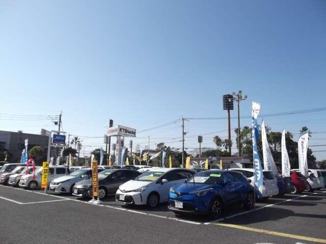 ネッツトヨタ南九州 KTS中古車センターの店舗画像