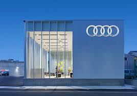 Audi Approved Automobile 神戸 写真