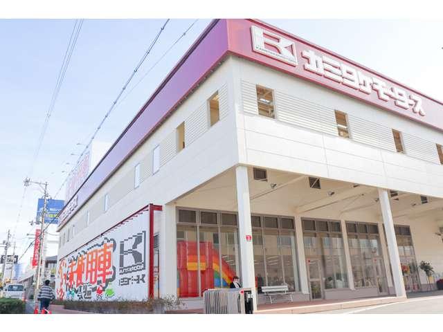 [大阪府](株)カミタケモータース 枚方本店