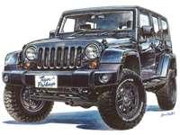 Jeepコンプリートカー 「タイガーパッケージ」 のお店です。