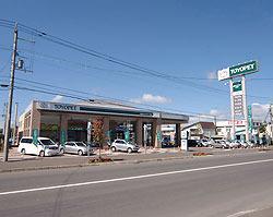 旭川トヨペット(株) 士別店の店舗画像