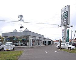 旭川トヨペット(株) 羽幌店の店舗画像