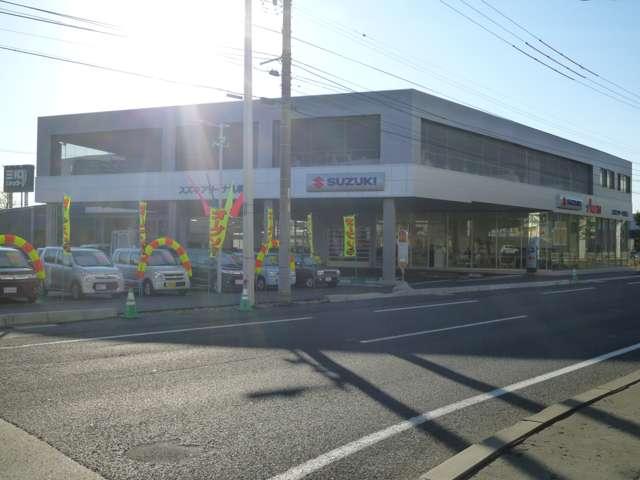 (株)スズキ自販北海道 スズキアリーナ札幌東の店舗画像