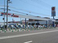 (株)スズキ自販北海道 江別中古車センターの店舗画像
