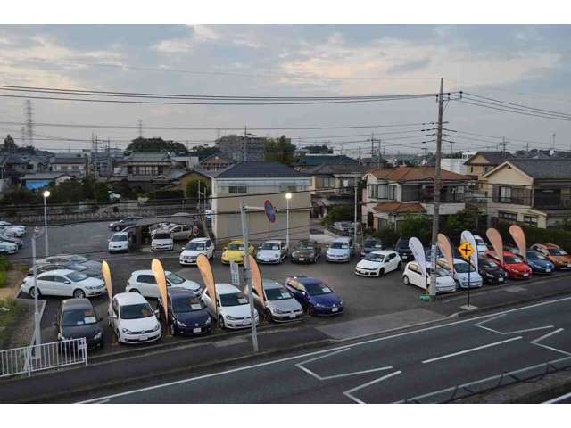 [埼玉県]株式会社MID Volkswagen春日部 認定中古車コーナー