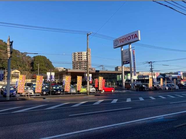 [福岡県]トヨタカローラ福岡 北九州マイカーセンター