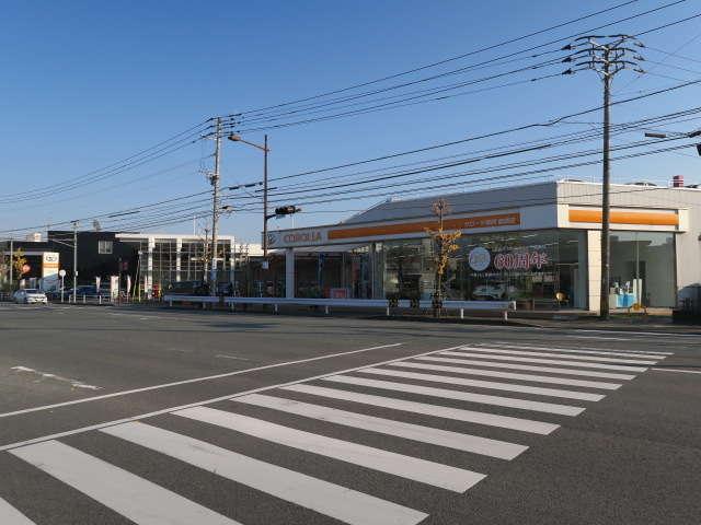 [福岡県]トヨタカローラ福岡 櫛原店