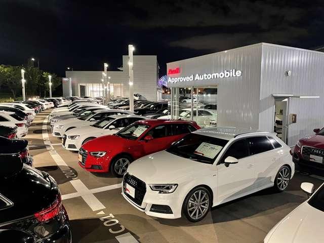富士自動車 Audi Approved Automobile福岡マリーナ写真