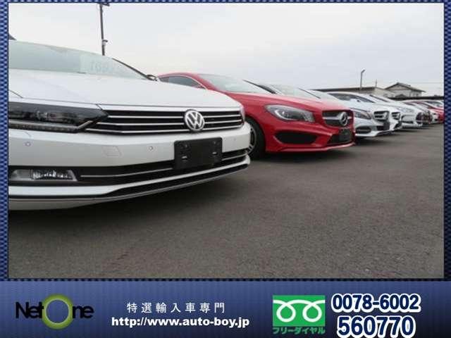 NetOne 越谷店 特選輸入車専門店 JU適正販売店写真