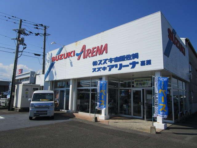 スズキ自販佐賀 U's STATION嘉瀬の店舗画像